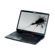 Неисправности матрицы ноутбука
