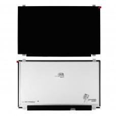"Матрица для ноутбука 15.6"" 1920x1080 FHD, 30 pin eDP, Slim, LED, IPS, крепления сверху/снизу (уши), глянцевая. PN: LP156WFB(SP)(A2)."