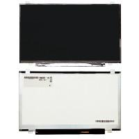 """Матрица для ноутбука 14"""" 1366x768 WXGA, 40 pin LVDS, Slim, LED, TN, крепления сверху/снизу (уши), глянцевая. B140XTN03.6"""