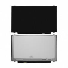 """Матрица для ноутбука 17.3"""" 1920*1080 FHD, 30 pin eDP, Slim, LED, AAS, крепления сверху/снизу (уши), матовая. PN: N173HCE-E31."""