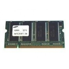 256Mb - модуль памяти для ноутбуков  DDR SDRAM PC3200 400MHz, Samsung