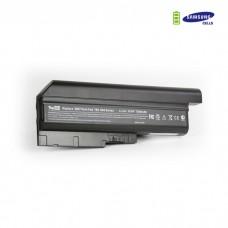 IBM ThinkPad T60p T61p Z60m Z61e Z61m Z61p R60e R61s T500 R500 W500 SL300 SL500 усиленный аккумулятор для 10.8V 6600mAh PN: FRU 92P1127 92P1129 Черный