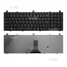 Клавиатура для ноутбука Acer Aspire 1800, 1801, 1802, 1899, 9500, 9501, 9502, 9503, 9504 Series. Черная.