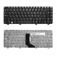 Клавиатура для ноутбука HP Pavilion DV3-2000 Series. Плоский Enter. Черная. С подсветкой. PN: NSK-H7L0R, 9J.N0E82.L0R.