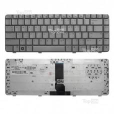 Клавиатура для ноутбука HP Pavilion DV3500 Series. Серебристая.