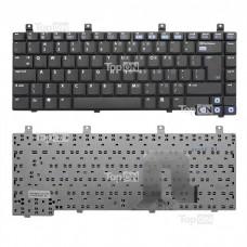 Клавиатура для ноутбука HP Pavilion DV4000, DV4100, DV4200, DV4300 Series. Г-образный Enter. Черная, без рамки. PN: NSK-H3K0R, 99.N6982.K0R.