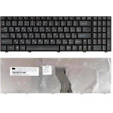 Клавиатура для ноутбука Lenovo IdeaPad U550 Series. Черная.