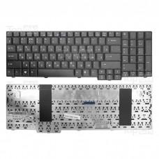 Клавиатура для ноутбука Acer Aspire 5335 5735 6530G 6930G 7520 8930G 9300 9400 TravelMate 5110 5620 7510 7720 Extensa 5635 7220 7230 7620 E528. Черная.