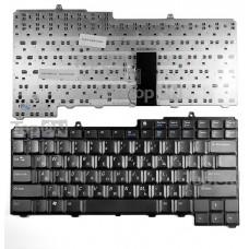 Клавиатура для ноутбука Dell Inspiron 9400, 630M, 640M, Latitude 131L, Vostro 1000 Series. Плоский Enter. Черная, без рамки. PN: NSK-D5A0R, 0NC929.