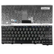 Клавиатура для ноутбука Asus A3, A3L, A3G, A3000, A6, A6000, Z9, Z81 Series. Г-образный Enter. Черная, без рамки. PN: K000962V1, 04GNA51KRUS1-2.