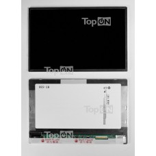 "Матрица для планшета 10.1"" 1280х800 40 pin LED Acer Iconia Tab A500 W500 ASUS EeePad TF101TF300TGB101EW05V5LP101WX1(SL)(N1)HSD101PWW1-A00 V.4 Черная"