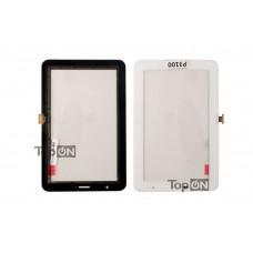 "Сенсорное стекло (тачскрин) для планшета Samsung Galaxy Tab 2 P3100 P3110 7.0"" 1024x600. Оригинал. Белый"