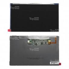 """Матрица для планшета 7.0"""" 1024x600, 40 pin, LED для Samsung Galaxy Tab, Tab 2 P1000, P1010, P3100, P6200, P6210. Замена: HV070WS1-100 Черная"""