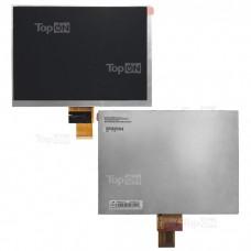 "Матрица для планшета 8.0"" 1024x768 для Ritmix RMD-830 EXPLAY infomer 801 DIGMA IDxD8 3G. Замена:KD080D3-40NA-A2 EE080NA-04CCRD080TN01EJ080NA-04C Серая"