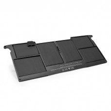 APPLE MacBook Air 11 Series аккумулятор для 7.3V 4680mAh 35Wh PN: A1370, Battery A1406 , 020-7377-A , 2011 Черный