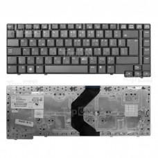 Клавиатура для ноутбука HP Compaq 6730b, 6735b, 6530b, 6535b Series. Г-образный Enter. Черная, без рамки. PN: 489661-001, 6037B0026101.