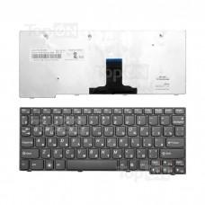 Клавиатура для ноутбука Lenovo Ideapad U160 U165 Series. Черная.