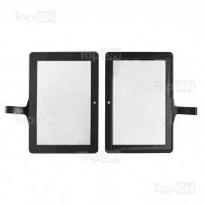 """Сенсорное стекло (тачскрин) для планшета Ainol Novo 7 Venus 7"""" 1280x800. Оригинал. Черный."""