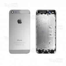 Задняя панель для смартфона Apple iPhone 5S, A+. Белая.