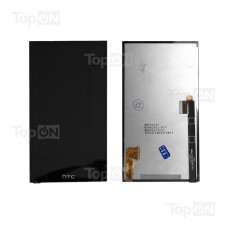 """Матрица и тачскрин (сенсорное стекло) в сборе для смартфона HTC One, M7 801e 801n, 4.7"""" 1080x1920, A+. Черный."""