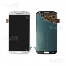 """Матрица и тачскрин (сенсорное стекло) в сборе для смартфона Samsung Galaxy S4 GT-I9505, дисплей 5"""" 1080x1920, A+. Белый."""