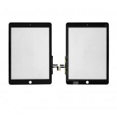 """Сенсорное стекло (тачскрин) для планшета Apple iPad Air, 9.7"""" 2048x1536. A+. Черный."""