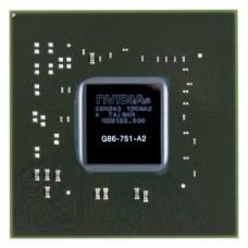 Видеочип nVidia GeForce 8400M GT, G86-751-A2 (new)