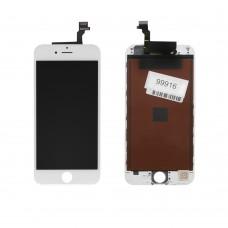 """Матрица и тачскрин (сенсорное стекло) для смартфона Apple iPhone 6 (оригинал от официального поставщика Apple), 4,7"""" 1334x750, A+. Белый."""