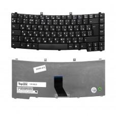 Клавиатура для ноутбука Acer Ferrari 4000, TM 8100. Черная.