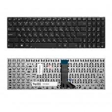 Клавиатура для ноутбука Asus X551CA X551CAV X551MA Чёрная,