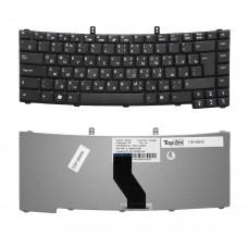 Клавиатура для ноутбука ACER Extensa 4120, 4220, 4230, 4420, 4620, 5120, 5220, 5230, 5420, 5430, 5610, 5620, 5630, 7120, 7220, 7420, 7620. Черная.