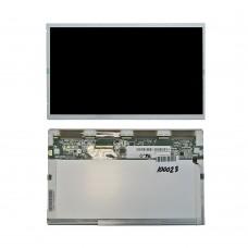 "Матрица для ноутбука 10.1"" 1366x768 WXGA, 40 pin LVDS, Normal, LED, TN, без крепления, глянцевая. PN: CLAA101WA01A."